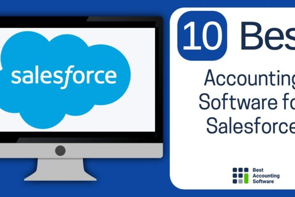 Best Accounting software for Salesforce