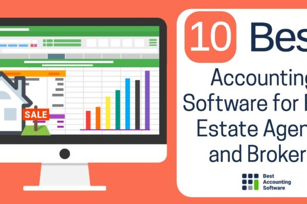 Best Accounting Software for Real Estate Agents